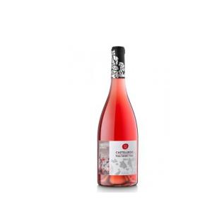 Castell Roig finca Sabaté i Coca rosado
