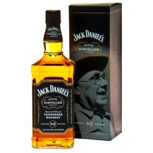 Jack Daniel's Master Distiller nº 2